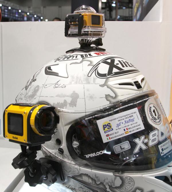 360度全方位撮影可能なアクションカメラがスゴすぎる!