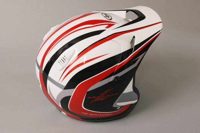 【araiヘルメット】KEN OKUYAMAカラーのヘルメット発売!