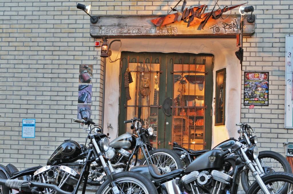 バイカーに捧ぐ!横浜をバイクで楽しむ1日!!