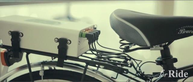 あなたのチャリもOK!なんでも電動アシスト自転車に変身させる装置が登場