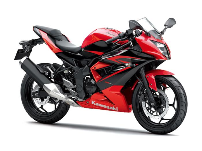 """カワサキ""""Ninja 250 SL(スーパーライト)""""が本日より販売開始!"""