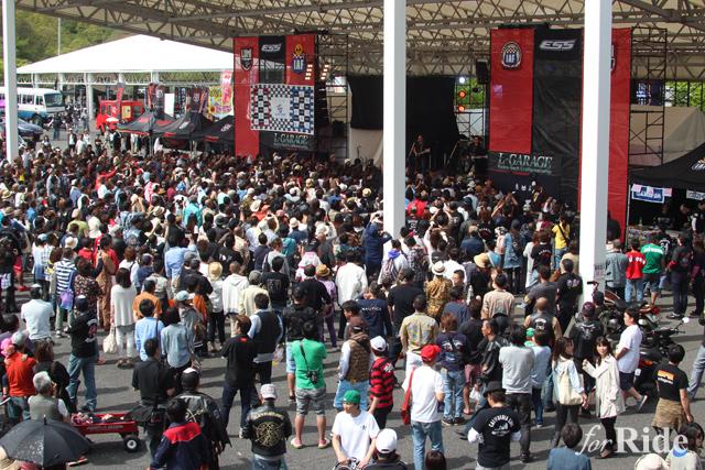 【アメ車知識ゼロ】バイク雑誌ライターがアメフェス2015参戦レポート!