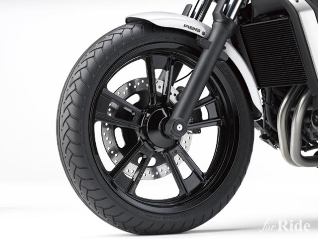 カワサキが650ccのバルカン「VULCAN S」を発売!