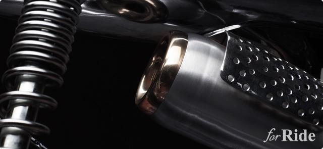 ホンダ「ベンリィSS125」をバンディット9がカスタムすると芸術作品に進化する!