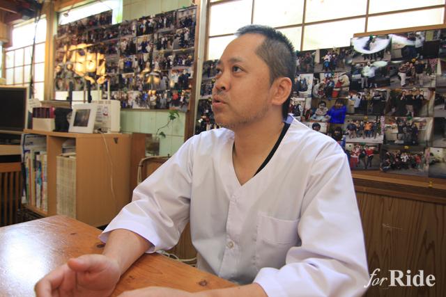 ハーレーブログランキング1位の人気ブロガーにインタビュー!【前編】