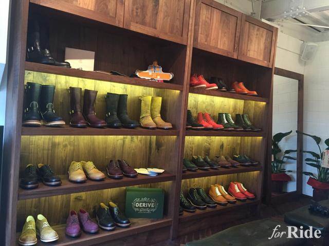 ブーツ好き必見!原宿に新進気鋭のブーツメーカー「DERIVE(ディライブ)」がオープン!