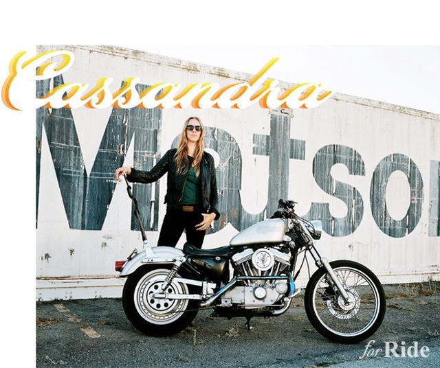 サンフランシスコの女性バイカーチームがカッコ良すぎる!