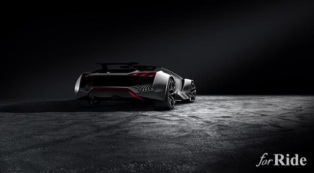 0-100km/h加速「1.73秒」というプジョーのモンスターモデル!?