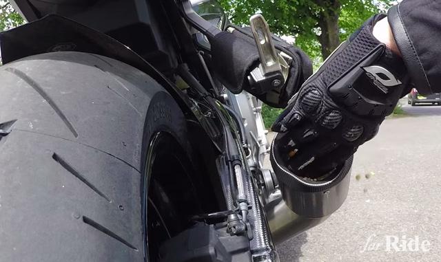 ホントにできる!? バイクでポップコーンを作る方法!