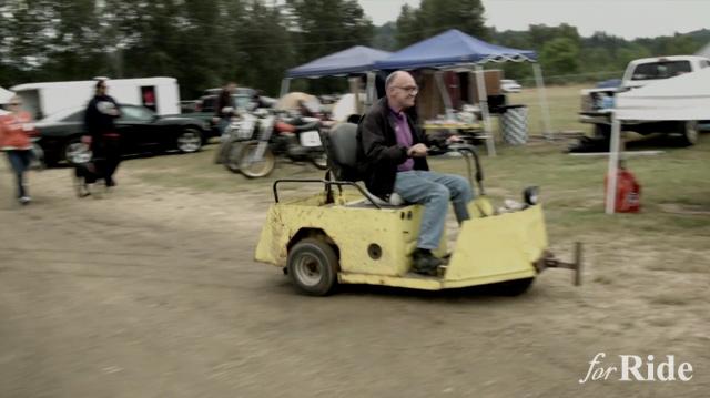 英国人気雑誌「Sideburn」主催の異種格闘技バイクレース「Dirt Quake」今年も開催!