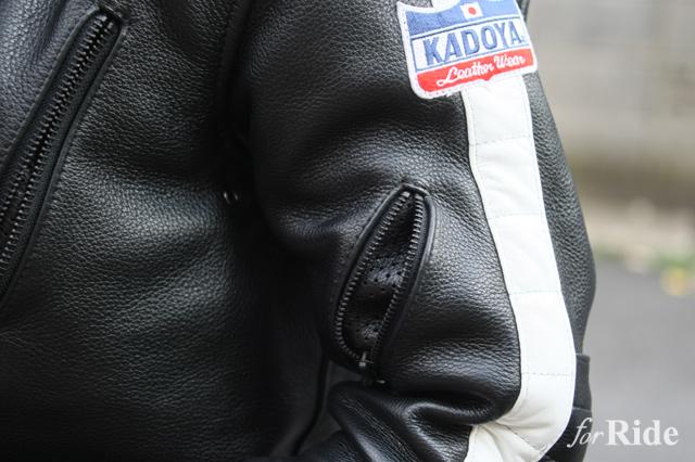 カドヤの新作レザージャケット「ROID」の機能が素晴らしすぎる!