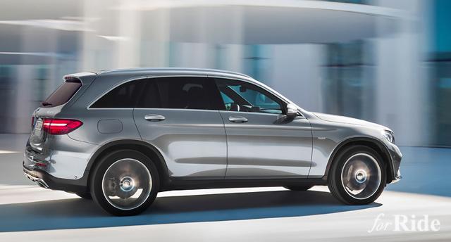 メルセデス・ベンツの新型SUV「GLC」が世界初公開!