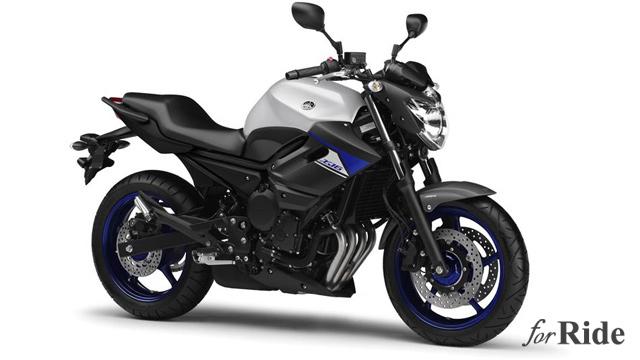 ヤマハ「XJ6」600ccをブチ抜くベスパ「50 Special」