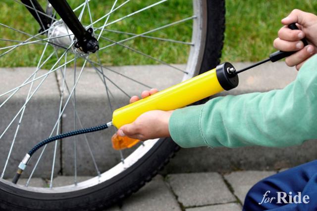 広い道路で自転車がパンクする原因ベスト3!