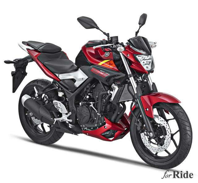 大都会のチーター!ヤマハがMTシリーズの最新作「MT-25」をインドネシアで発売