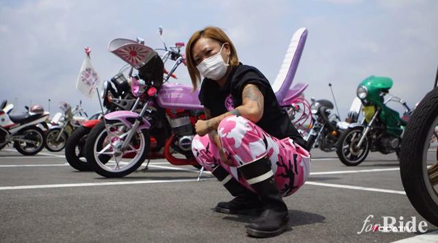 【暴走族】アメリカ人から見た日本のヤンキー女性とは?