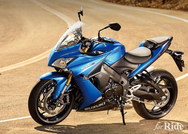 スズキの新型スーパースポーツ「GSX‐S1000 ABS」と「GSX‐S1000F ABS」を販売開始