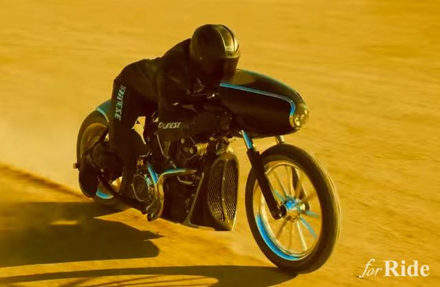 新型インディアン・スカウトで世界最速のインディアン「マンロースペシャル」が復活!?