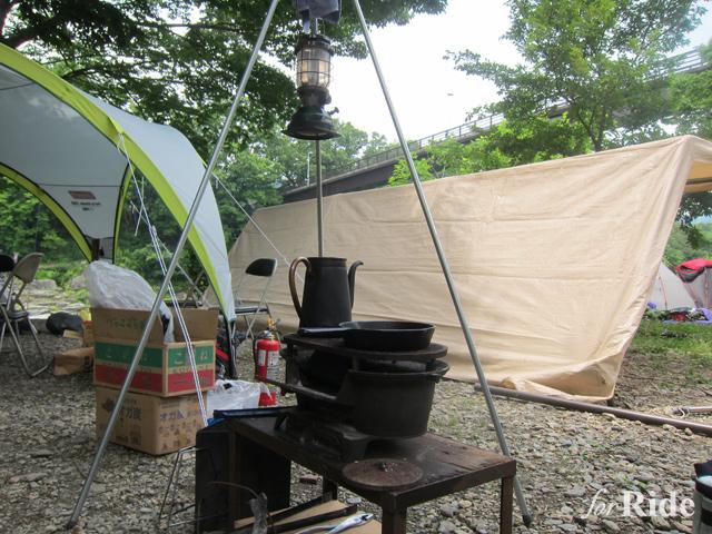 キャンプで盛り上がる料理レシピ!みんな大好きポークソテー