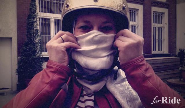普通に乗っててもなぜかオシャレ!ドイツの女性バイカーチーム!