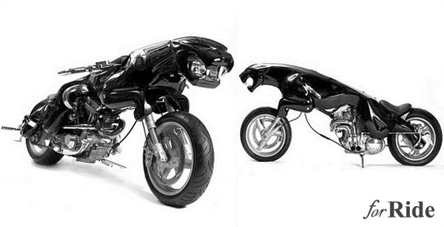 世界の奇抜なコンセプトバイク9台!