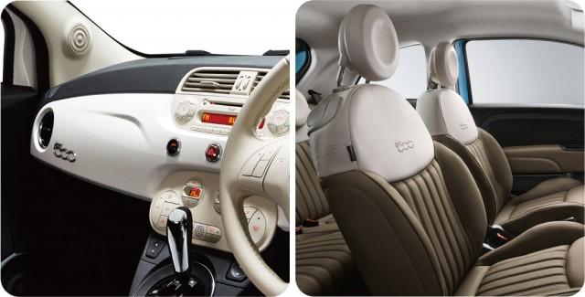 Fiat 500の原点「NUOVA 500」へのオマージュとして創られた限定車「Fiat 500 Vintage」が発売