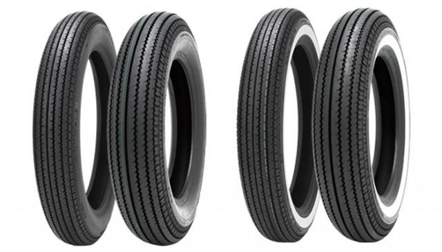ハーレーや国産アメリカンに最適なビンテージパターンのタイヤ8選