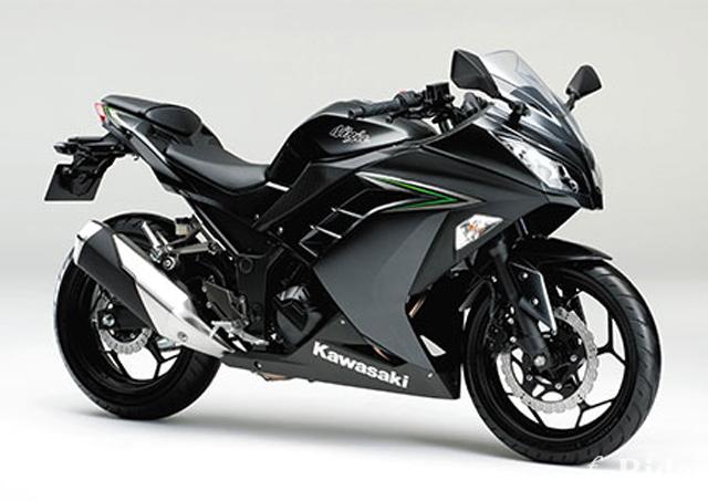 若者のバイク離れに対する救世主、カワサキ「Ninja250」に新色が登場
