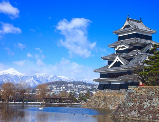 ツーリング&ドライブに最適「行ってよかった日本の城ランキング2015」