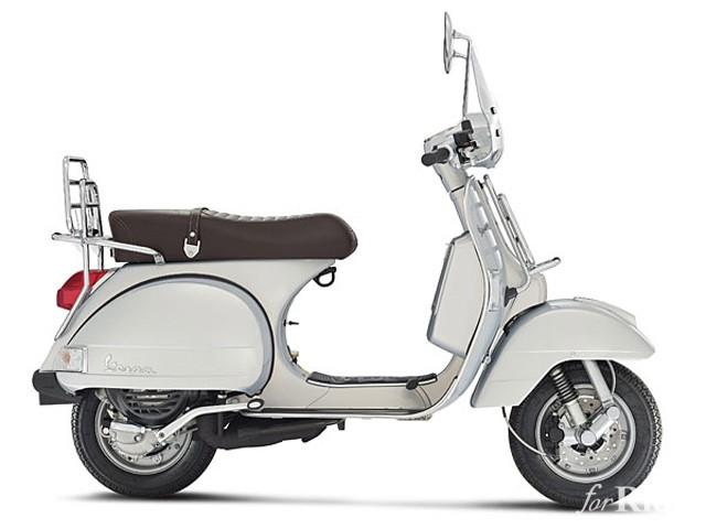 ベスパからツーリングに最適な特別モデル2台が発売