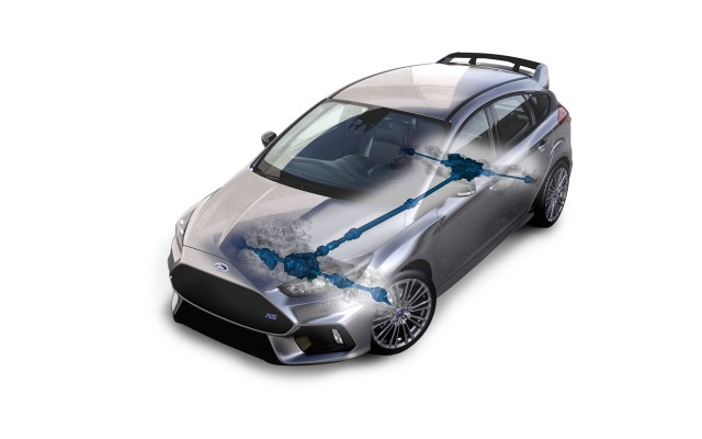 2016 FOCUS RS10