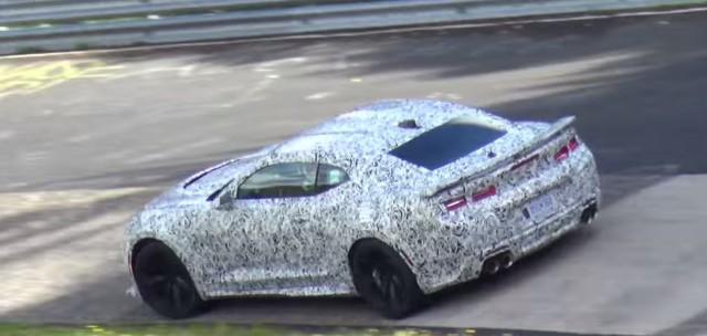シボレーの新型「カマロ ZL1」はアメ車の先入観を吹き飛ばす!