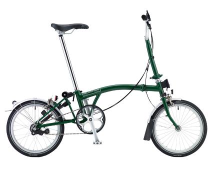 ロンドン発・折りたたみ自転車ブランド「ブロンプトン」が東京に初上陸!