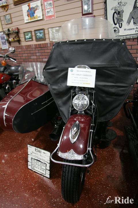 アナタの知らない世界のバイク【サイドカー編】