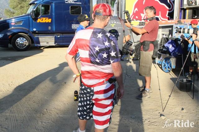 ちょっと寂しいモトクロス世界選手権と、アメリカお約束の熱狂的ファン
