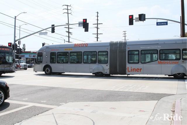ロサンゼルスにはバスしか通ってはいけない道路がある!?