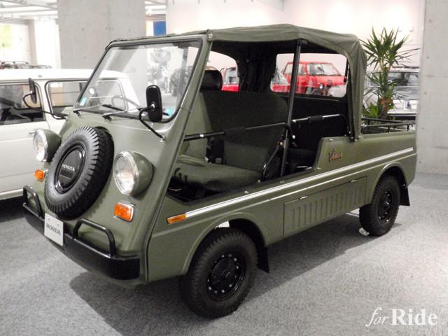 知る人ぞ知る不遇のマイナー車!オープンタイプの軽トラ「バモスホンダ」