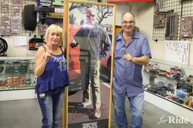 ランクル好きは絶対に訪れるべきカリフォルニアのランクル専門店「スペクター オフロード」