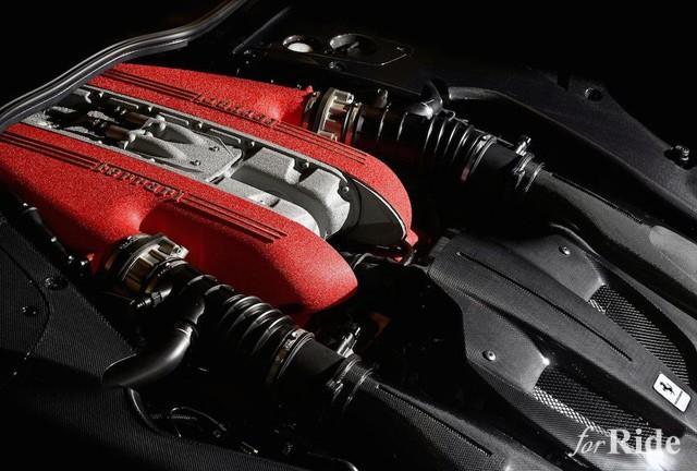 限定799台のフェラーリ「F12tdf」はF12ベルリネッタを上回る高性能モデル!