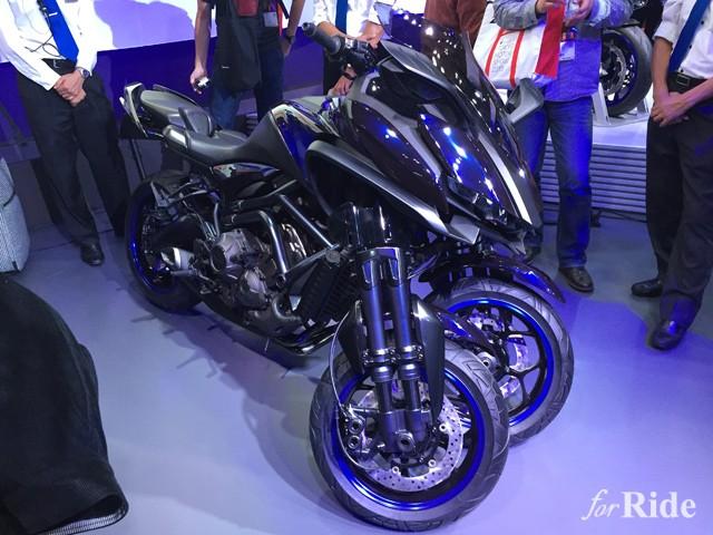 3輪バイクも好評のヤマハ発動機、すでに4輪バイクも開発中!