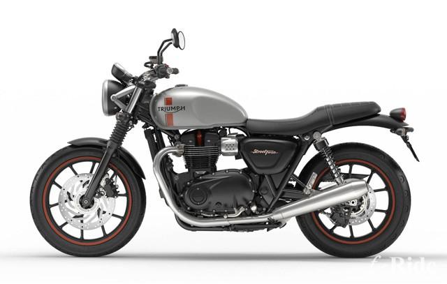 トライアンフ2016「ボンネビル ストリートツイン 」は新開発の水冷900cc高トルク型エンジンを搭載