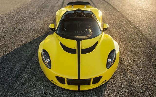 世界最速435km/hのヘネシーヴェノムGTがさらに進化!200馬力アップし1451馬力に!