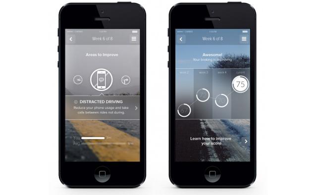 米マサチューセッツ大学OBらが、安全運転かつ低保険料を約束するアプリを開発
