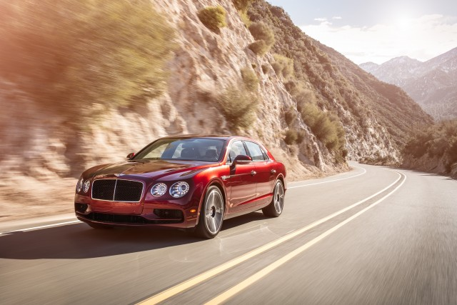 Bentley Flying Spur V8 S-1