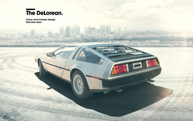 デロリアンDMC-12」が特徴的な外観もそのまま新車で復活するってホント ...