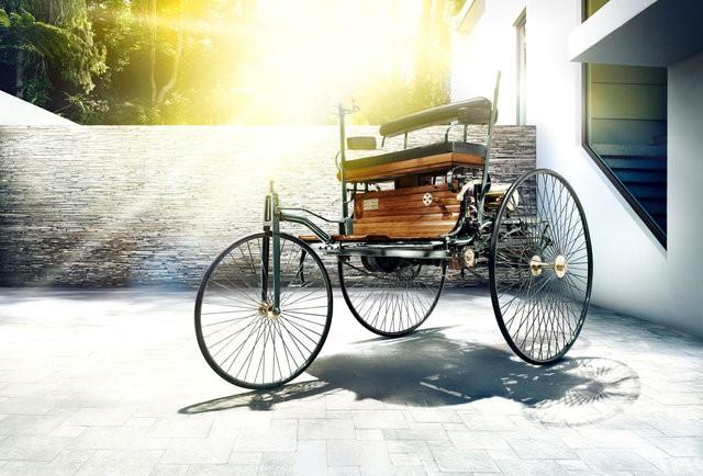 1880-1889 | Benz Motorwagen