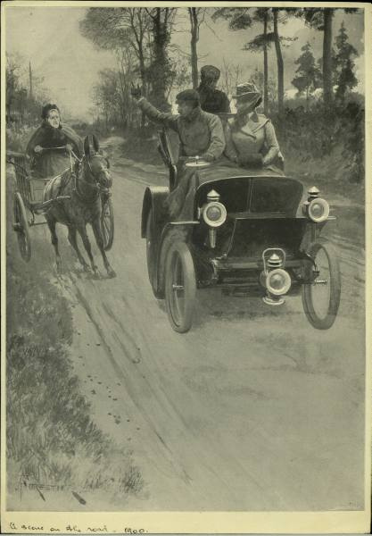 1890-1899 | Stanley Runabout