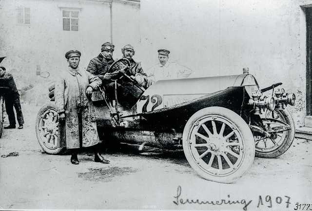 1900-1909 | Mercedes-Simplex 60hp