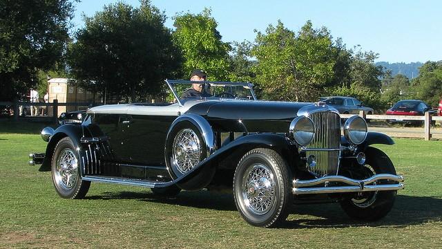 1920-1929 | Duesenberg Model J