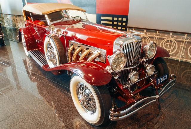 1930-1939 | Duesenberg Model SJ